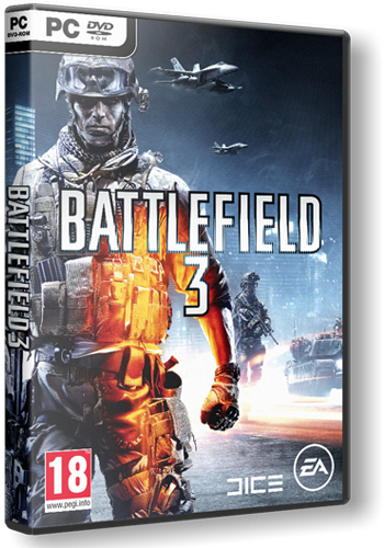 Battlefield 3 ZloEmu [FREE MULTIPLAYER, all DLC]