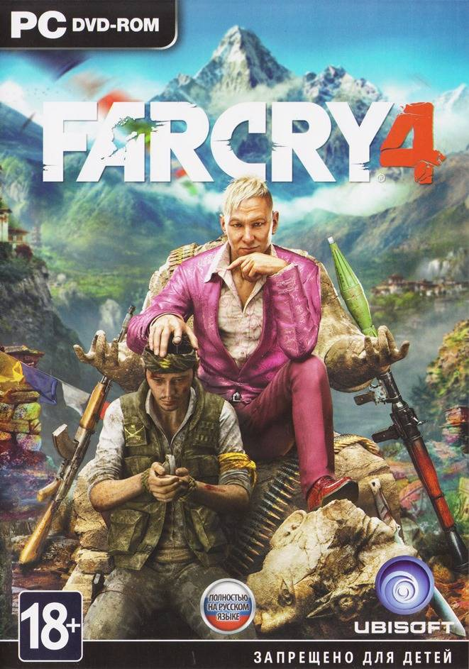 Фильм Far Cry 4 (2014) PC | RePack от R.G. Механики