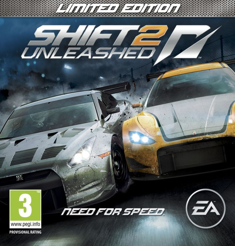 Фильм Need for Speed: Shift 2 Unleashed [v 1.0.2.0 + DLC] (2011) PC | RePack от R.G. Catalyst