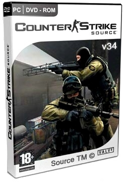Фильм Counter-Strike Source v34