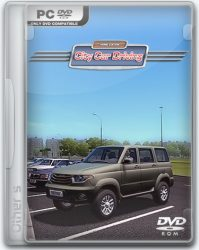 Фильм City Car Driving (2016) PC | Repack